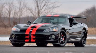 Dodge Viper ACR '09 for sale